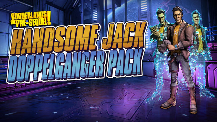 Handsome Jack llega a Borderlands: The Pre-Sequel