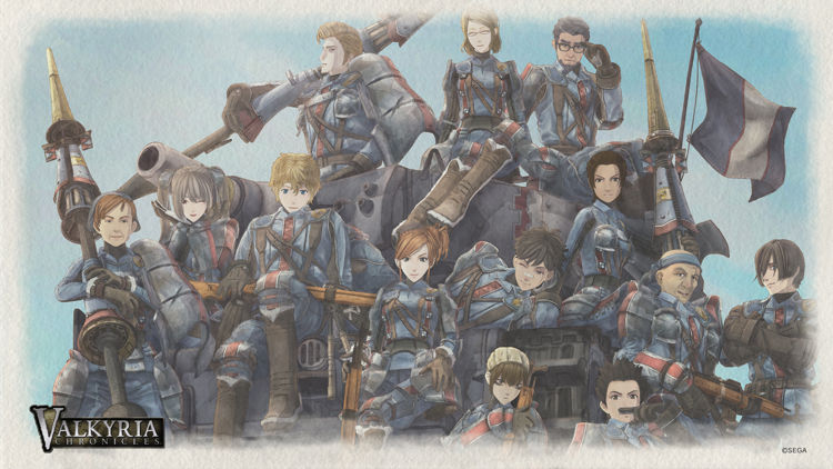 Conoce los trofeos de Valkyria Chronicles Remastered