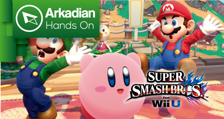 Hands On | Super Smash Bros. for Wii U