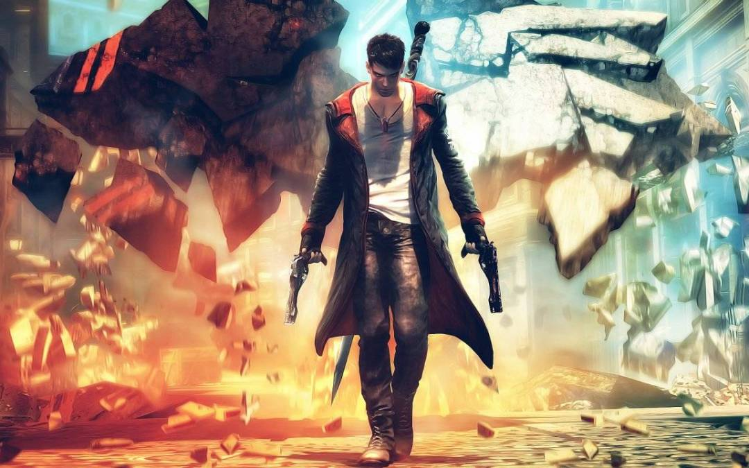 DmC: Devil May Cry Definitive Edition omite algunos diálogos; descubre por qué