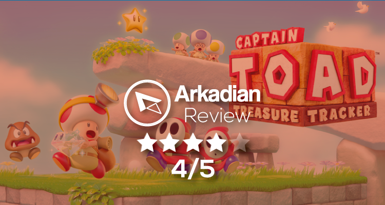 Review | Captain Toad: Treasure Tracker