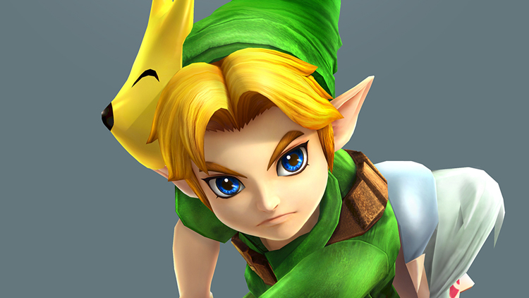 Young Link y Tingle hacen su arribo a Hyrule Warriors