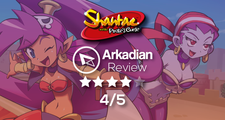 Review | Shantae and the Pirate's Curse