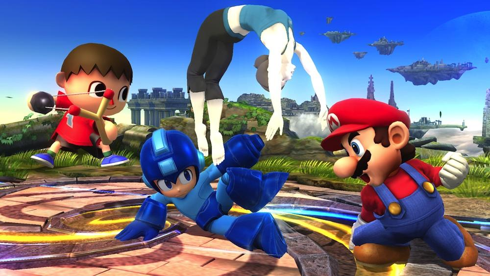 ¡El DLC de Super Smash Bros filtrado!