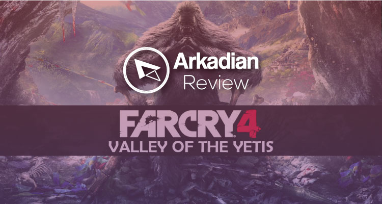 Review|Far Cry 4: Valley of the Yetis