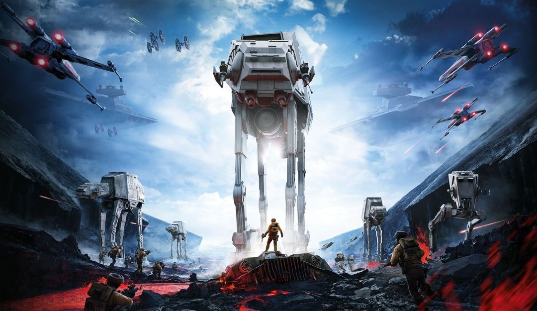 Ya disponible el primer tráiler de Star Wars: Battlefront