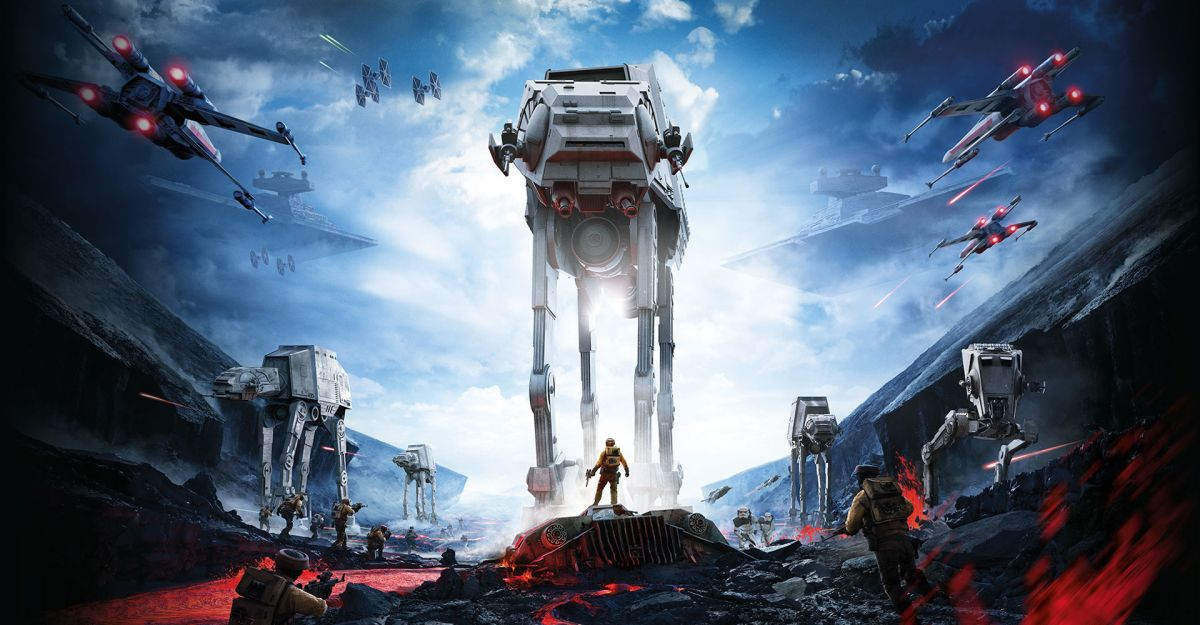 E3 2015 | ¡Imperdible video con gameplay de Star Wars Battlefront!