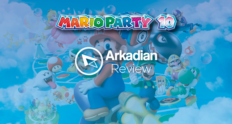 Review | Mario Party 10