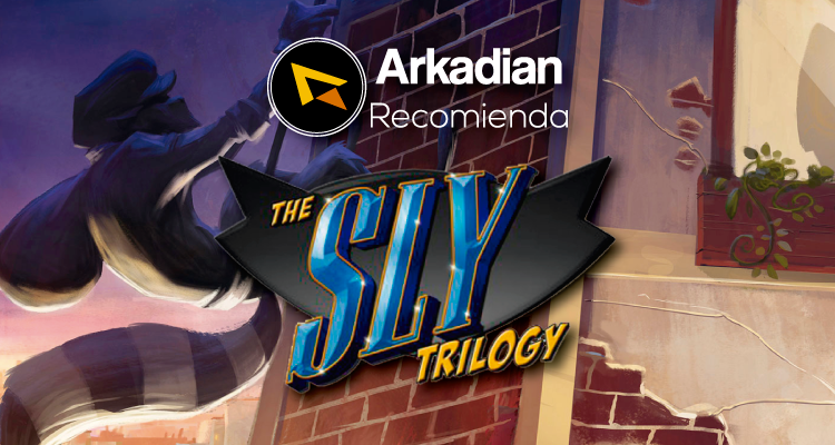 Arkadian Recomienda | The Sly Trilogy