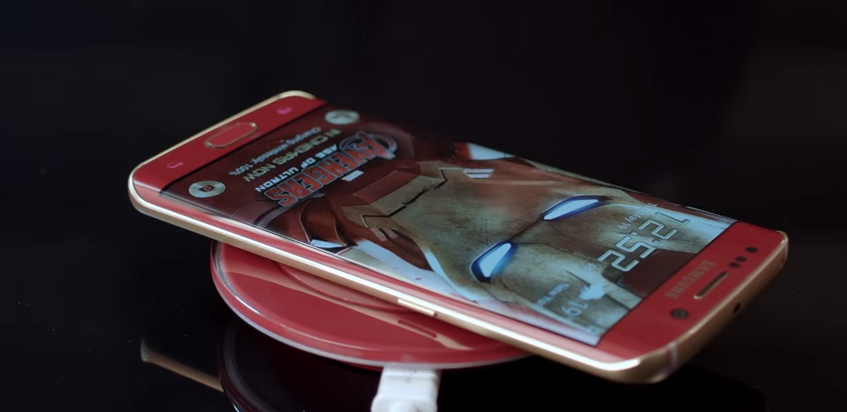 Checa el Unboxing de un Samsung Galaxy S6 Iron Man Edition