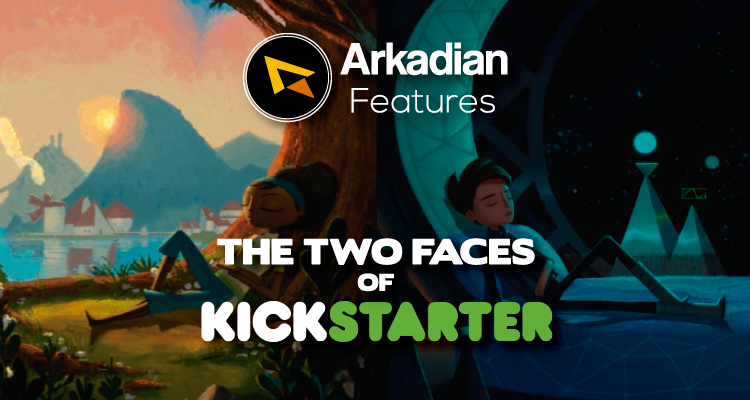 Features | The Two Faces of Kickstarter