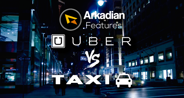 Features | Uber VS Taxi