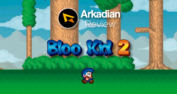 Review | Bloo Kid 2