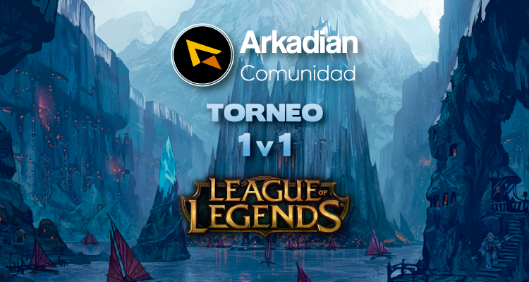 "Comunidad |  Torneo 1v1 ""League of Legends"" – Finales de División"