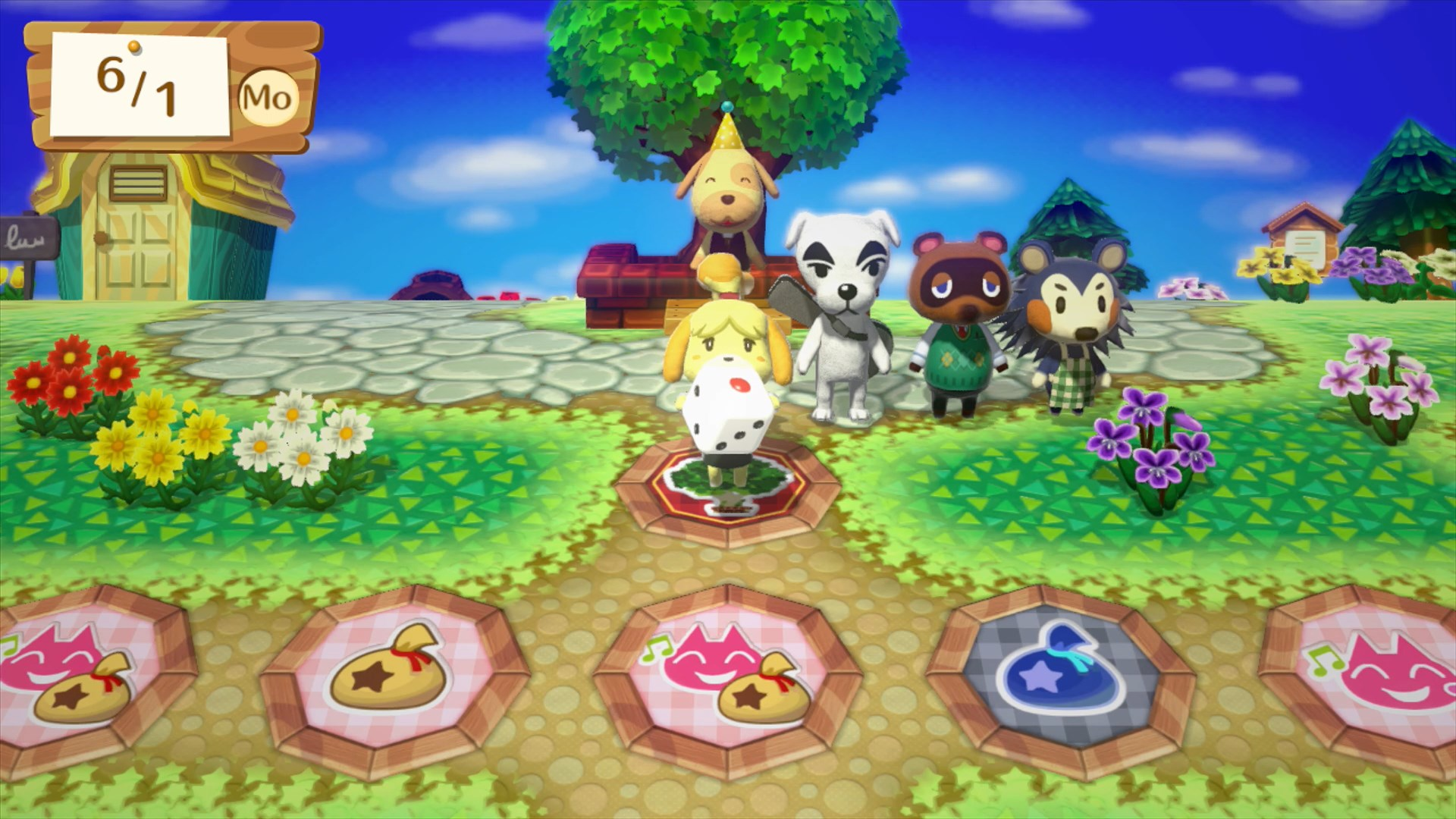 E3 2015 | Animal Crossing: Amiibo Festival