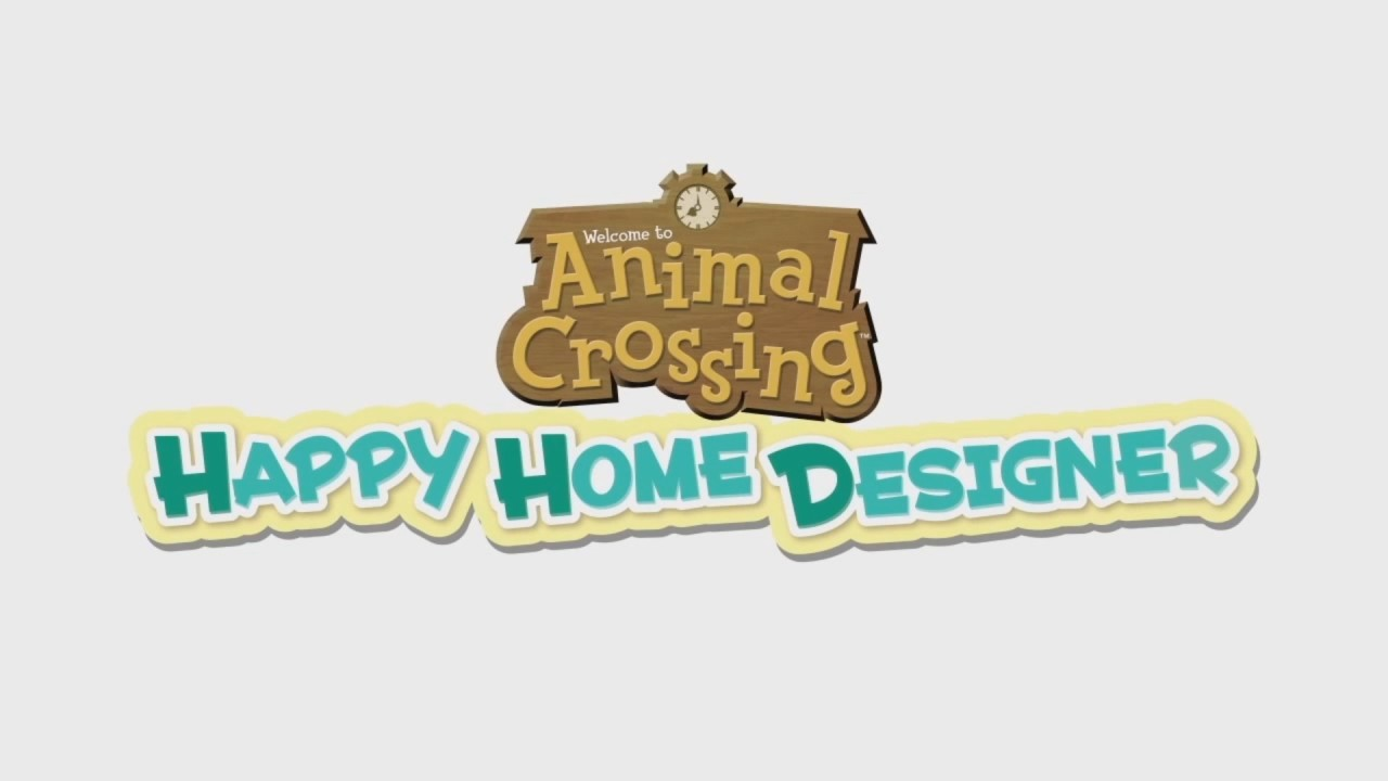 E3 2015 | Animal Crossing: Happy Home Designer