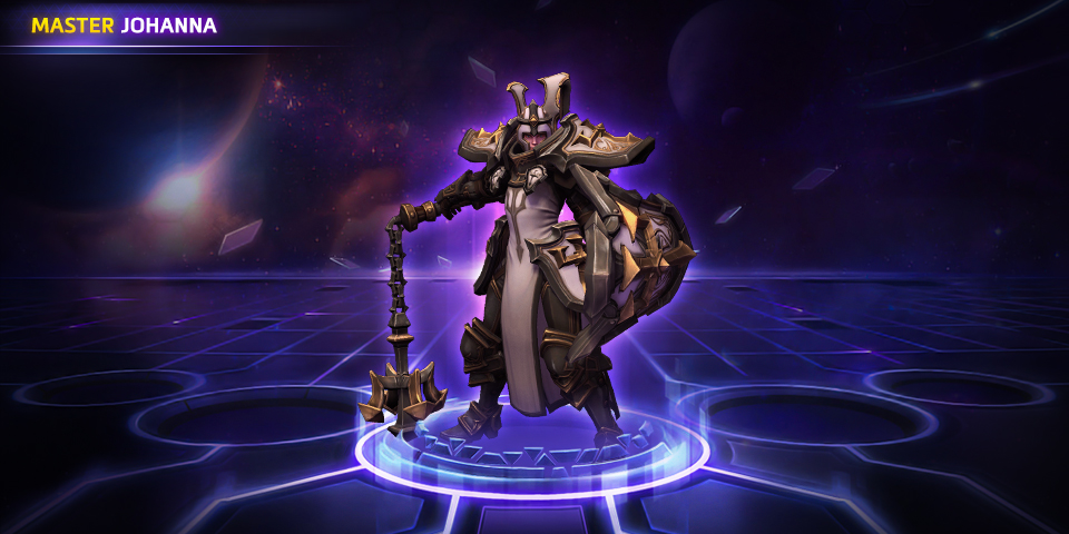 ¿Qué te parece el trailer de Johanna en Heroes of the Storm?