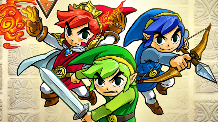 E3 2015 | Una nueva aventura llega con The Legend of Zelda: Tri Force Heroes