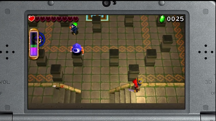 """The Legend of Zelda Triforce Heroes"" presume de 15 minutos de gameplay"
