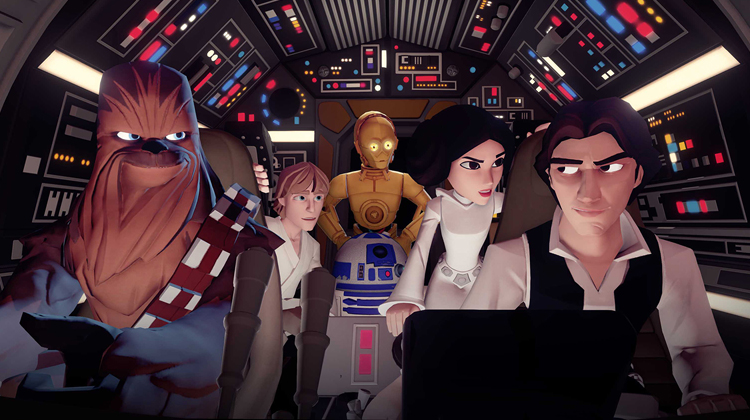 'Rise Against the Empire' el nuevo set de Star Wars para Disney Infinity 3.0