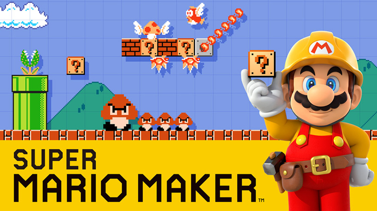Barbara The Bat llega a Super Mario Maker