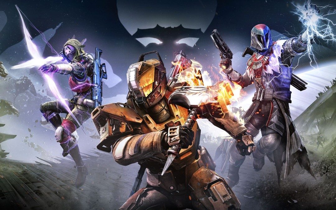 Conoce el PS4 edición especial de Destiny: The Taken King