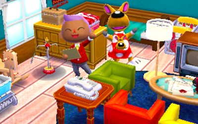 Totaka's Song aparece en Animal Crossing: HHD
