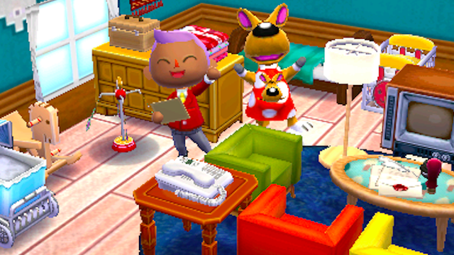 No te pierdas estos videos con gameplay de Animal Crossing: Happy Home Designer