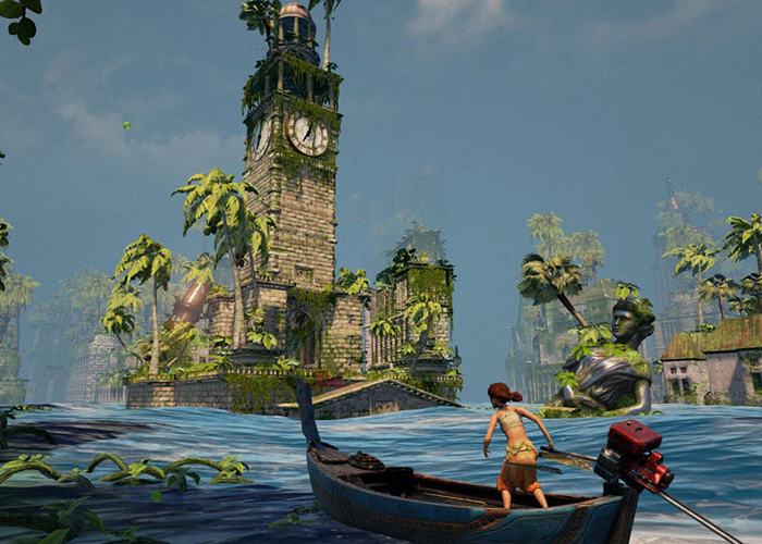 Submerged Gameplay de PS4