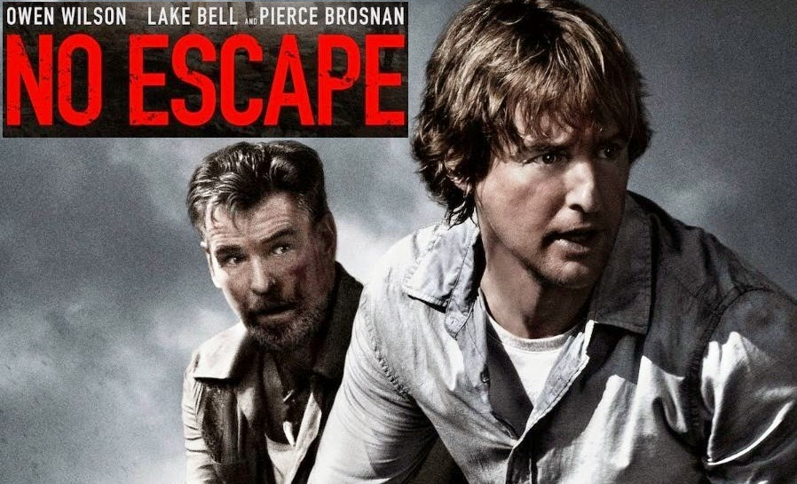 No Escape Trailer Terror-Drama