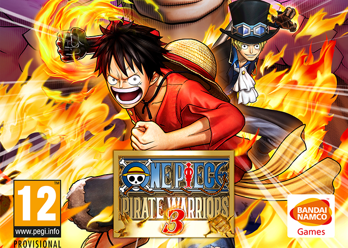 One Piece: Pirate Warriors 3 Primer Trailer Oficial
