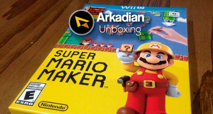 Unboxing | Super Mario Maker