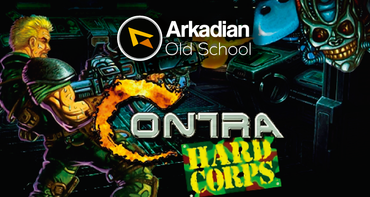 Arkadian Old School | Contra: Hard Corps