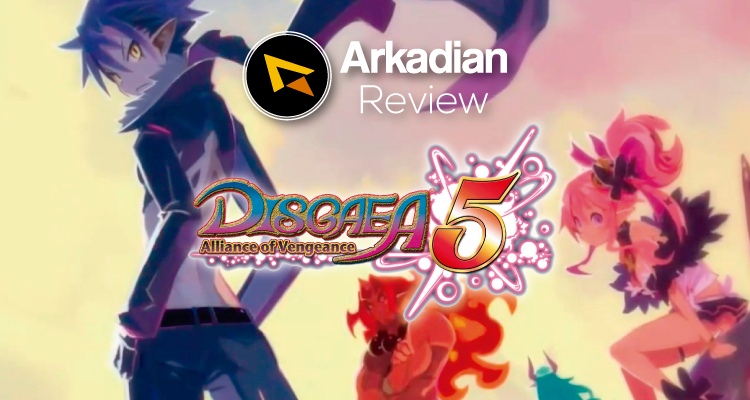 Review | Disgaea 5 Alliance of Vengeance