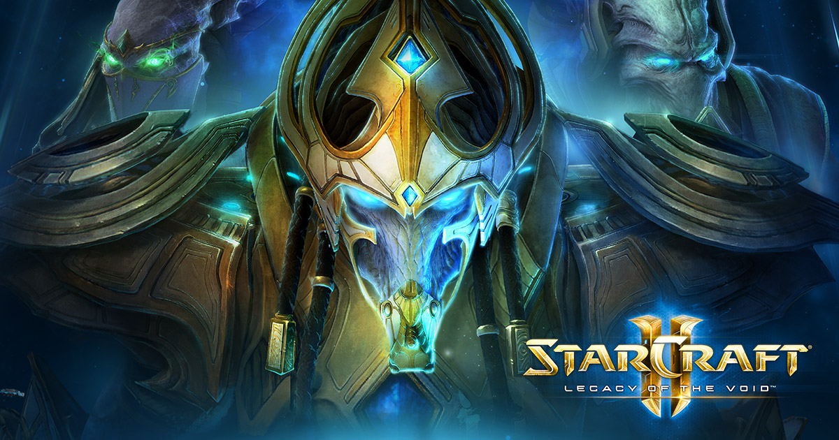 Anunciado Legacy of the Void: la ultima expansión de StarCraft II