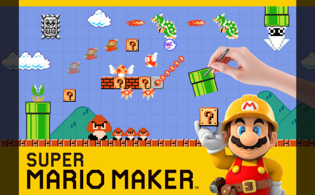 Cat Mario y Peach llegan a Super Mario Maker