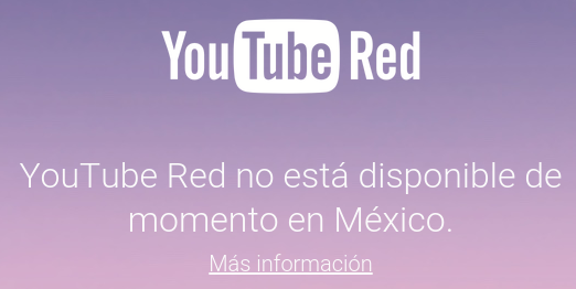 YouTube Red: El YouTube de paga es anunciado
