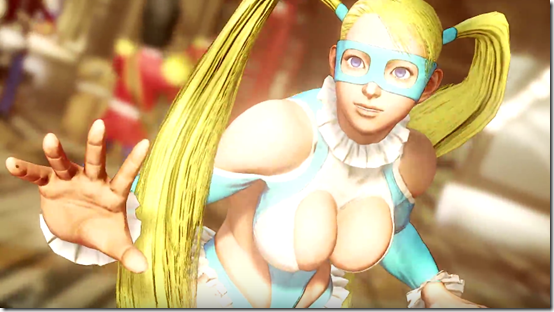 Censura ataca a Street Fighter V