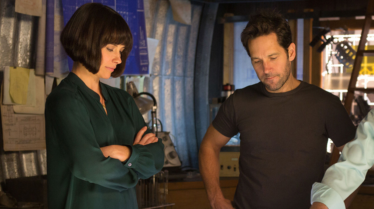 Marvel anuncia Ant-Man and the Wasp, cinta que llegará a los cines en 2018