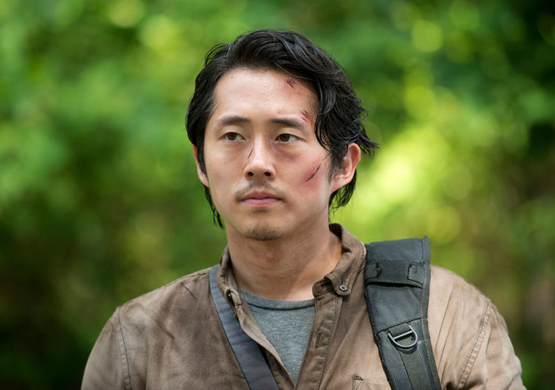 The Walking Dead: ¿Glenn Vive? (Spoilers)