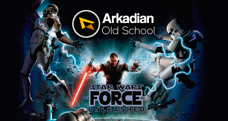 Old School | Star Wars: The Force Unleashed