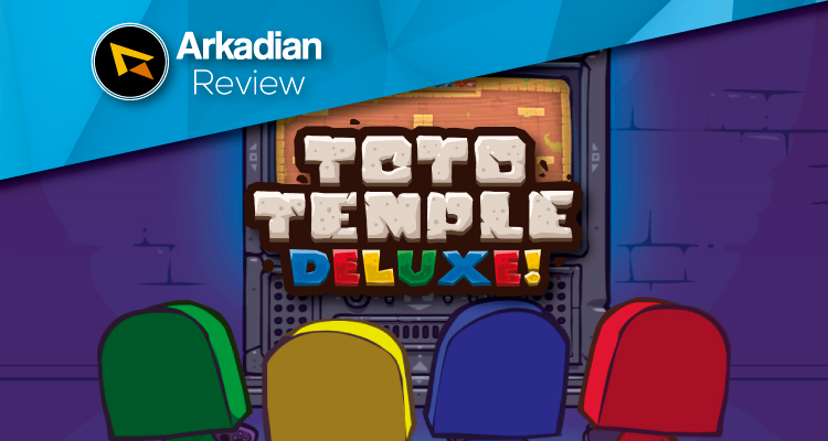 Review| Toto Temple Deluxe