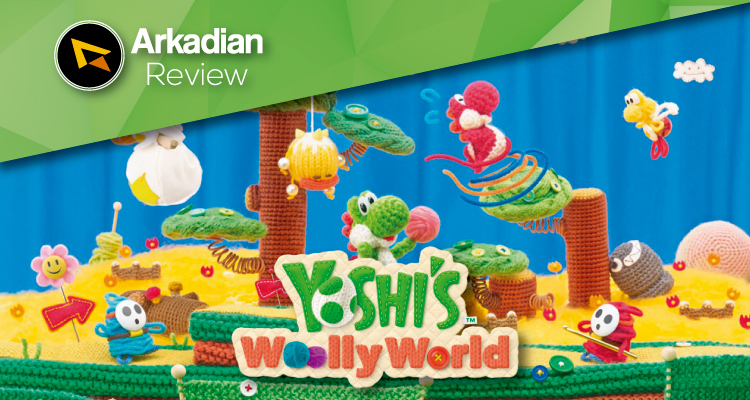 Review | Yoshi's Wooly World