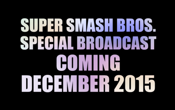 [COBERTURA] Super Smash Bros. Direct Diciembre