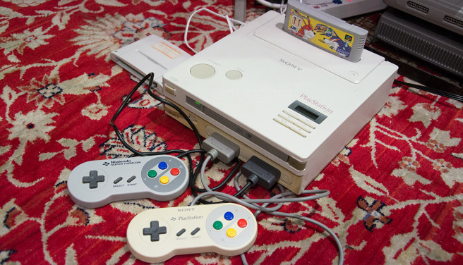 El Nintendo PlayStation regresó