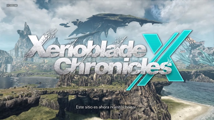 Xenoblade Chronicles X trailer de la historia
