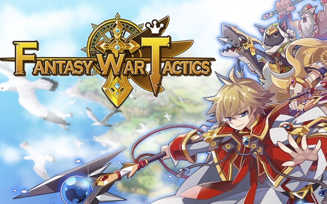 Fantasy War Tactics ya está disponible para iOS y Android