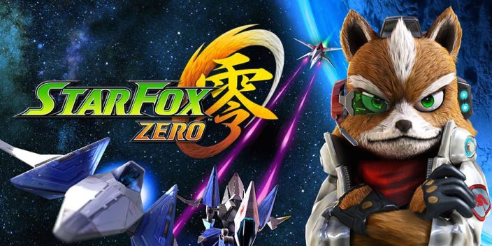 Mira el intro de Star Fox Zero
