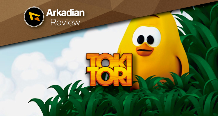 Review | Toki Tori 3DS