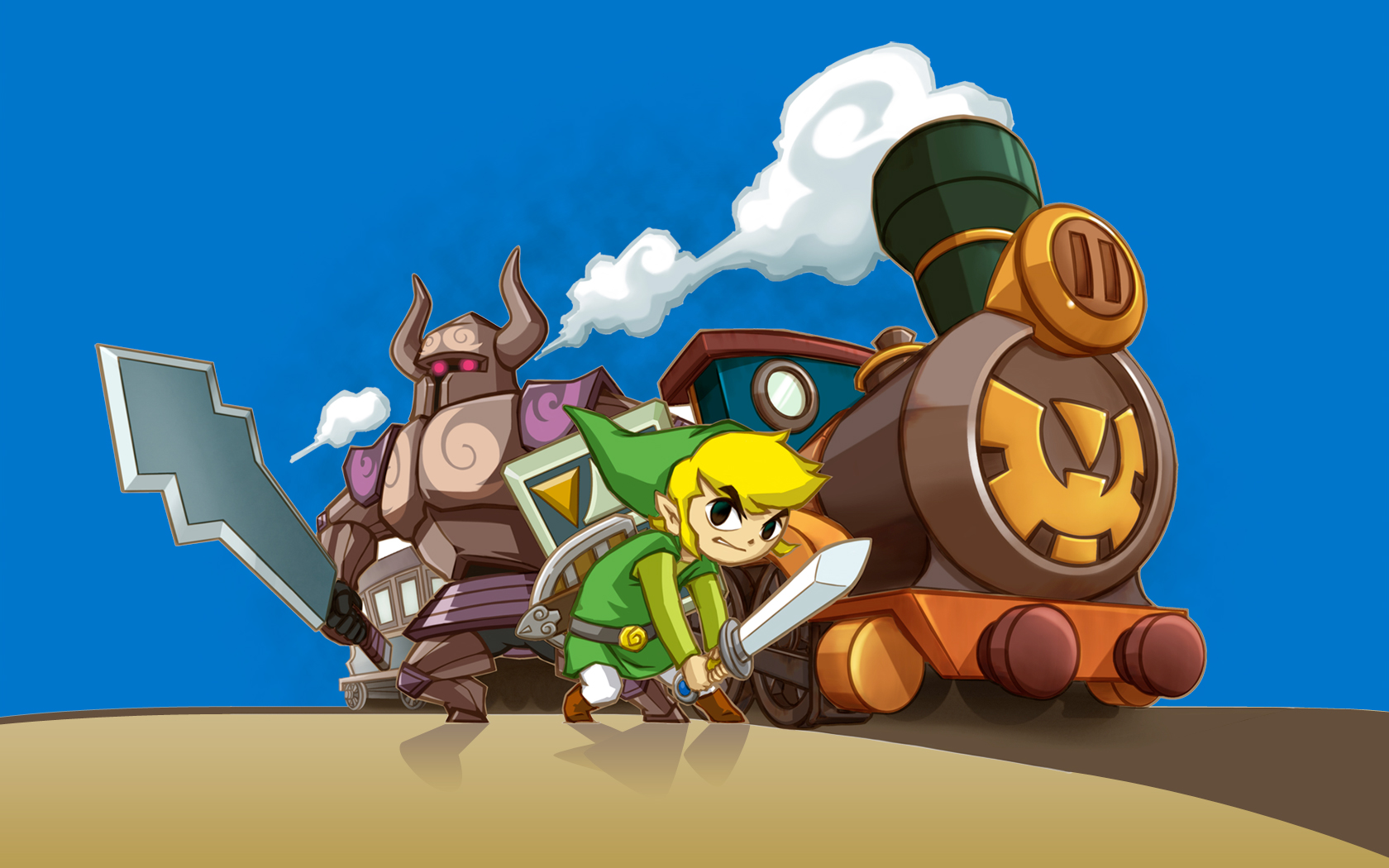 The Legend of Zelda: Phantom Hourglass y Spirit Tracks ya están en la eShop europea